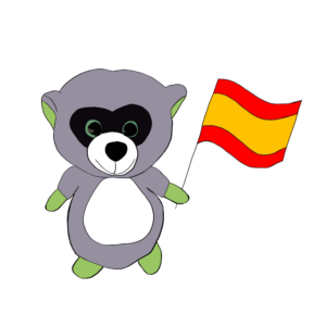 Mapachito (c) Spelenderwijs Spaans